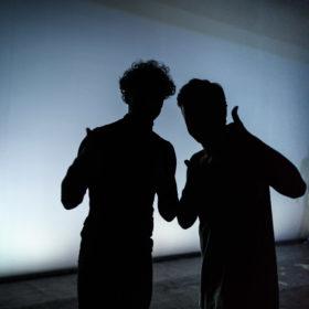 Спектакль театр теней для детей